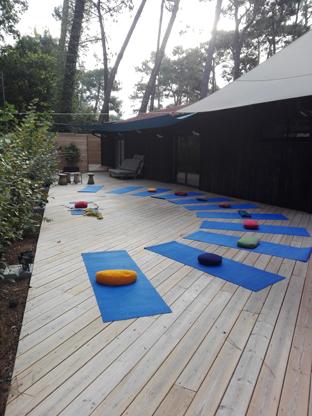 yoga entreprise Nathalie Goldstein